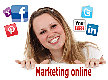 CURSO DE MASTER EN MARKETING ON LINE