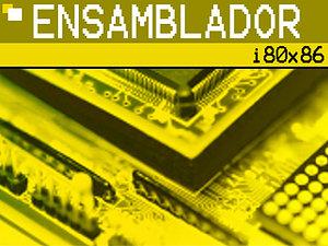 PROGRAMACION ENSAMBLADOR INTEL X86