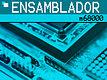 CURSO DE PROGRAMACION ENSAMBLADOR MOTOROLA 68000