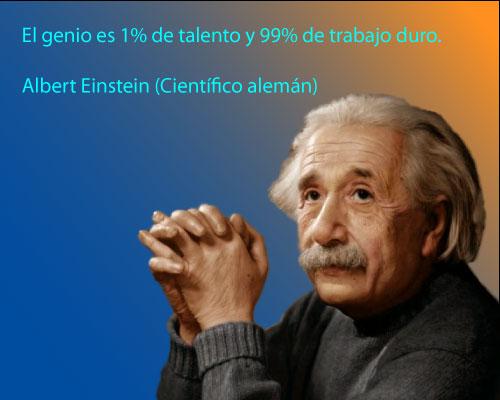 Frase De Albert Einstein De Educacionenseñanzatrabajo
