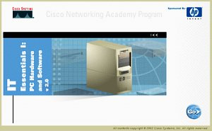 Curso Oficial Cisco HP IT Essentials I